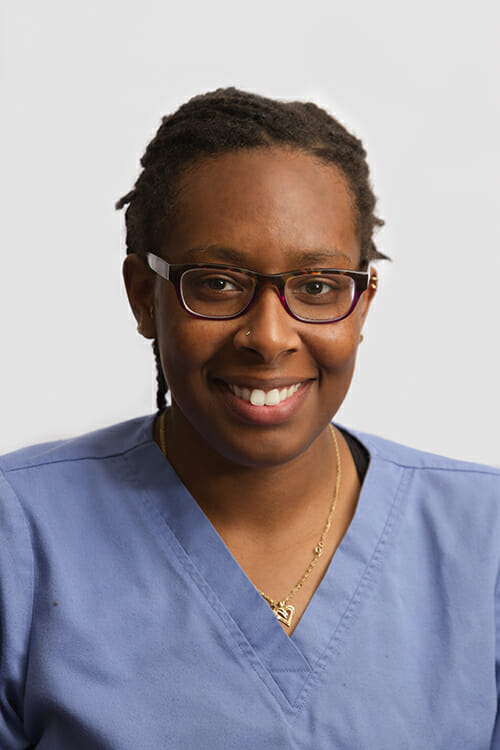 Headshot of Dr. Kendra Simons