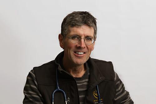 Headshot of Dr. Paul Johnston